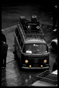 VW #cars #photography #black