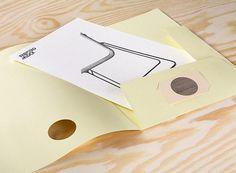 Frøystad+Klock : Lovely Stationery . Curating the very best of stationery design #heydays #frystad+klock #stationary