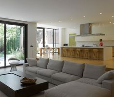 Stone House by Atelier Kastelic Buffey #modern #design #minimalism #minimal #leibal #minimalist
