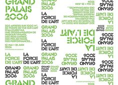 Grand-Palais3.jpg (1000×724) #modern #grid #typography