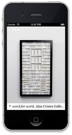 Edmund De Waal Mobile #design #web