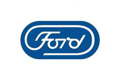 Paul Rands Unused Ford Logo from 1966 #design #rand #brand #identity #vintage #logo #paul