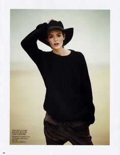 Sam Rollinson by Boo George for Vogue China #photography