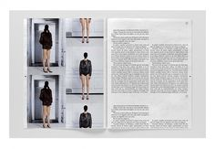 Rodeo Magazine on the Behance Network #design #graphic #fashion #editorial #magazine