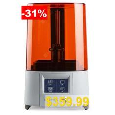 NOVA3D #Elfin #L3132 #UV #Light #Curing #Resin #LCD #3D #Printer #4.3 #inch #Touch #Screen #Off-line #Print #- #SANDY #BROWN