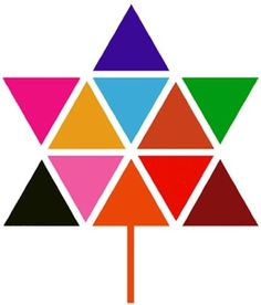 LOGOS | Great Canadian Logos :: Icons from the True North « designKULTUR #graphics #design #graphic #color #triangle #logo