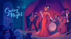 Swing Night on Behance