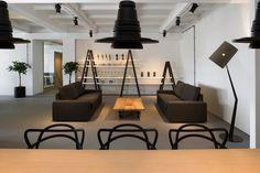 PAGI by Morpho Studio #modern #design #minimalism #minimal #leibal #minimalist