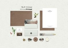 #Stationery #branding #collaterals #restaurant #menu