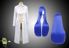 Gintama Cosplay Mimawarigumi Uniform Nobume Imai Costume #imai #nobume #costume