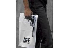 Creativity In Advertisement: Pics, Videos, Links, News #bag #gun