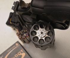 revolver | Tumblr #gun #bullet