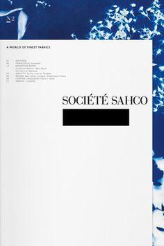 Meiré und Meiré: Société N2 #print #magazine