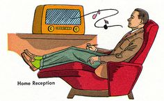 ... lulled by electronics! | Flickr Photo Sharing! #illustration