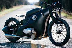 Spectacular!!! The Henne inspired BMW Landspeeder by Revival Cycles. #ErnstHenne #BMWLandspeeder #RevivalCycles