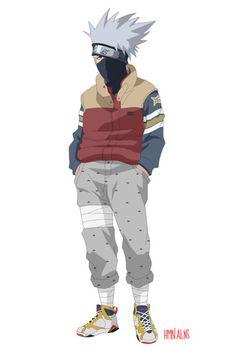 Naruto Gets the Rocksmith Treatment via Human Aliens | Hypebeast