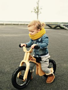 precious #bicycle #kid #design #child #wood #bike #toy