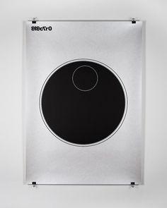 electro | Fubiz™ #music #minimal #poster