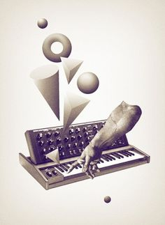 All sizes | vr-todd | Flickr - Photo Sharing! #shapes #synth #hand #moog