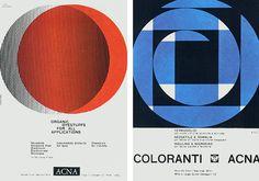 Bob Noorda #typography #vintage #retro #1970