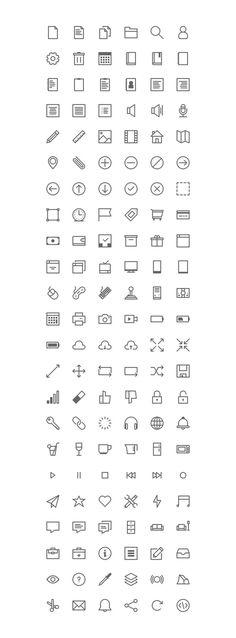 Icons #icon