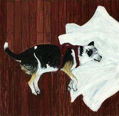 Sarah McEneaney, 'Deep Sleep', 2015, Tibor de Nagy