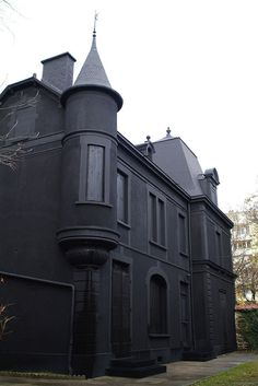 YIMMY YAYO #house #castle #dream #black