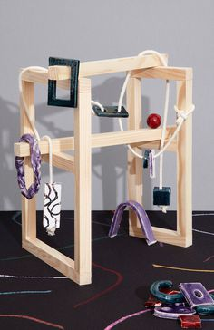 Stuck_inside_of_mobiles_0 #object #sculpture