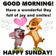Sunday Happy Good Morning Message And Sms - HappyShappy.com
