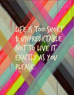 Beautiful style: 25 Inspirational Quotes | From up North #inspiration #quote #life