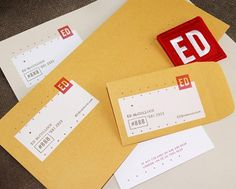 Lovely Stationery . Curating the very best of stationery design #business #card #letterpress #envelope #collateral #logo