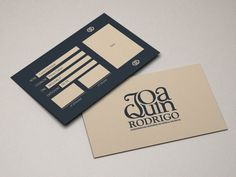 Joaquxc3xadn Rodrigo #lettering #logo #brand #type #typography