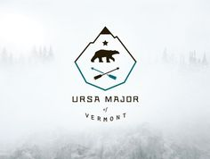 ursa major logo design #logo #design