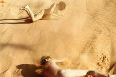 Ryan McGinley #sand #ryan #mcginleyfalling #2007