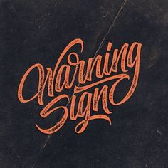 Lettering craft 12 We like to serve good... • typostrate #typography