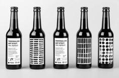 beer, graphic design