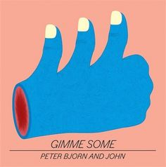 "Peter Bjorn & John – ""Second Chance"" (Stereogum Premiere) - Stereogum #album #illustration #art #thumb #hand"