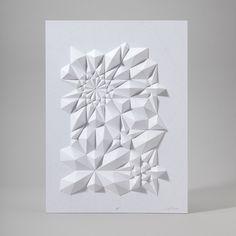 Shlian5_1024.jpg (1024×1024) #paper #pattern #tessellation