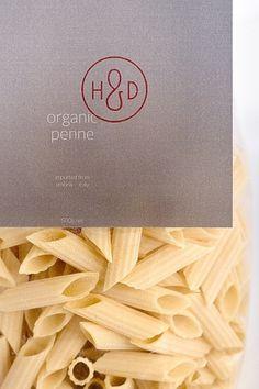 Hermon & Dean : Hamish Smyth #packaging #identity #branding