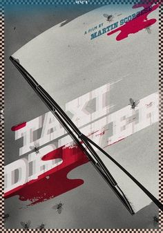 All sizes | Taxi driver | Flickr - Photo Sharing! #movie #design #graphic #poster