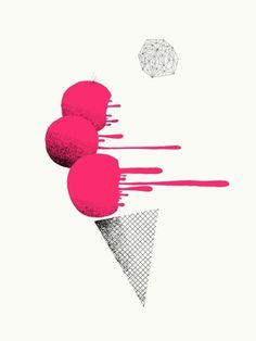 The Studio of CHRIS SILAS NEAL #print #design #illustration #art