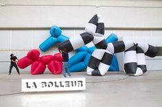 La Bolleur — Balloon Animals #la #bolleur #design