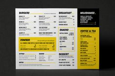 Kulan Eatery | African Burger Branding, Logo and Menu Design | Studio Marche