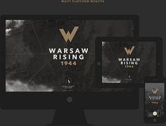 Warsaw Rising on Behance