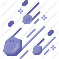 See more icon inspiration related to space, Asteroid, meteorites, asteroids, meteorite, miscellaneous, astronomy, universe, galaxy and nature on Flaticon.