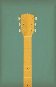 In my room | Flickr - Photo Sharing! #minimalism #illustration #music #poster