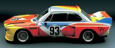 BMW Art Car Collection | The Definitive Guide to BMW Art Cars