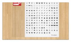 The Design Blog #icons