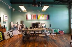 Hurley, Costa Mesa California #inspiring #workspace