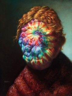 Christian Rex van Minnen | PICDIT #painting #weird #art #paintings